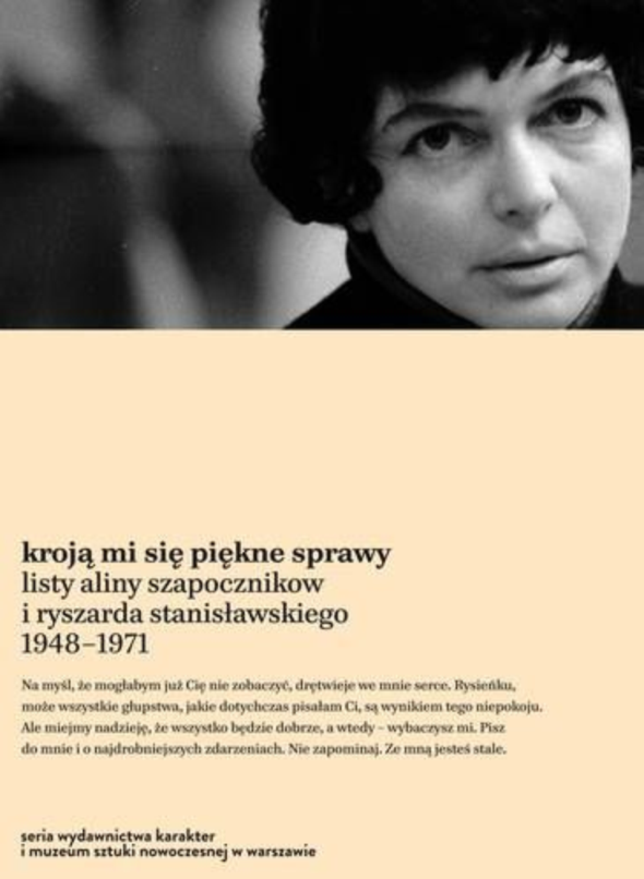 """Alina Szapocznikow """"Kroja mi sie piekne sprawy"""""""