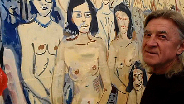 The Polish Female Masturbators