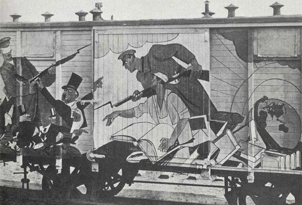 Railway revolution