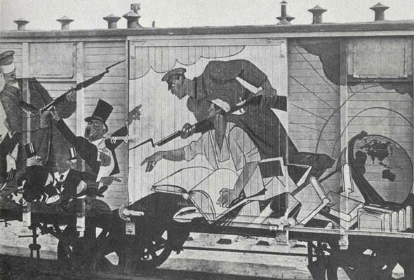 Revolution bei der Bahn