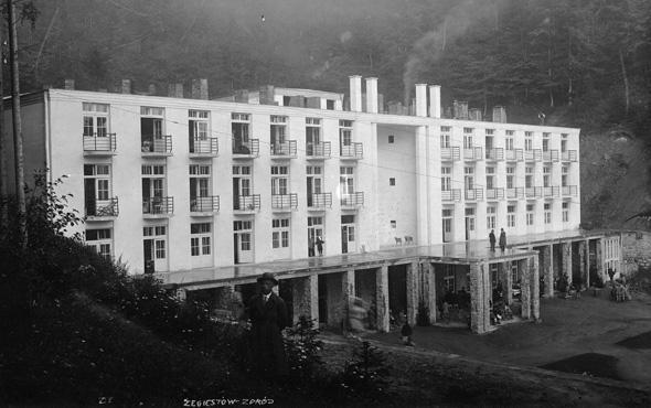szyszko-bohusz-nowy-dom-zdrojowy-w-żygiestowie-zdroju-1930