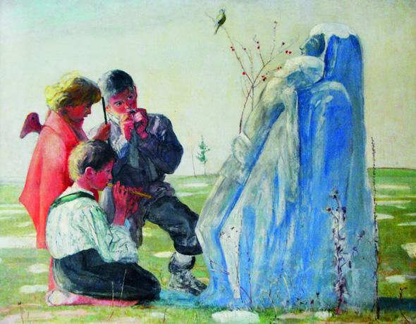 Wlastimil-Hofman-Pieta