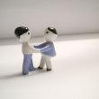 Maleństwa. Niby nic, a cieszą. Te urocze figurki Eryka Trzewik-Drost zaprojektowała dla katowickich Zakładów Porcelany Bogucice w latach 60. Ponieważ pracownicy zakładów przy wyjściu byli sprawdzani, czy nic nie wynoszą […]