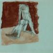 Akty, to tak. Naga kobieta w balii, czy przy toaletce.Takie prace Piotra Potworowskiego są dobrze znane. Chociaż oczywiście prym w jego repertuarze motywówwiodą pejzaże, sceny we wnętrzach,często w uproszczeniu idące […]