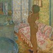 Mistrz lustrzanych odbić, scen w zaciszu buduarów, sypialni, saloników. W twórczości Pierre`a Bonnarda kobieta we wnętrzu, a nawet samo wnętrze nabrały znaczenia, zostały nobilitowane do rangi tematu godnego malarstwa. Sposób […]