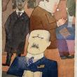 Rysunki satyryczne oraz karykatury Georga Grosza musiały stanowić inspirację dla twórców serialu Babylon Berlin – hieny kapitalizmu, obleśne typy, bladzi morfiniści, niedomyte prostytutki, tancerki w przechodzonych sukienkach i pończochach w […]