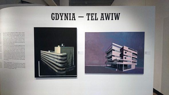 Słona bryza. Gdynia – Tel Awiw