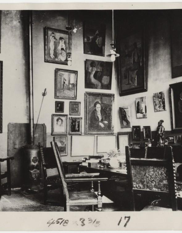 Salon de Fleurus